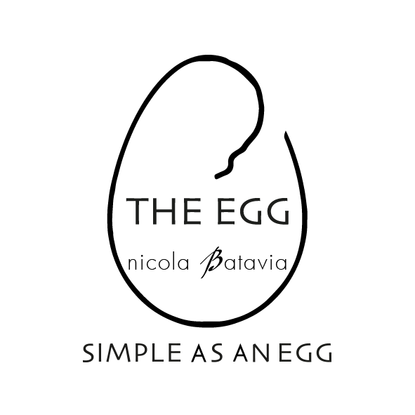 The Egg - Simple ad an Egg